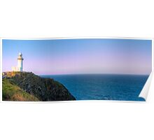 Byron Bay Light House - HDR Poster