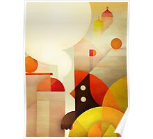Canopy Bird  Poster