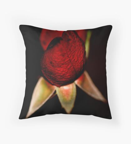 Love Bumps Throw Pillow