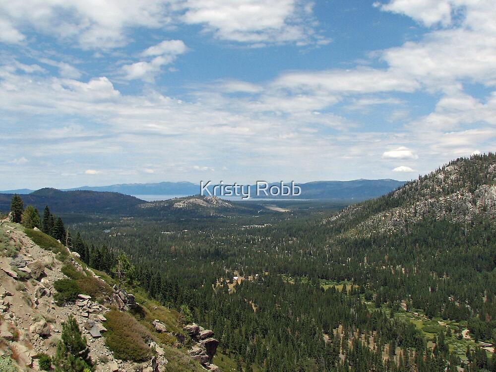 Entering Lake Tahoe by Kristy Robb