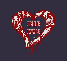 Femme Fatale Game Girls Unisex T-Shirt