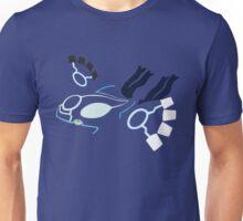 Kyogre Pokemon Alpha Saphire Unisex T-Shirt