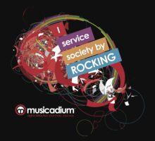 I Service Society By Rocking by musicadium