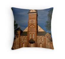 American Paris Throw Pillow