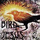 Bird Jesus  by SaraDiane