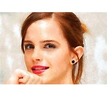 Emma Photographic Print