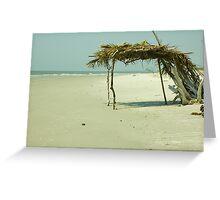 Little Tybee Island Greeting Card