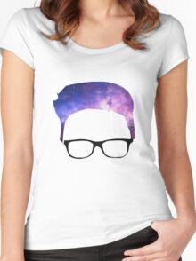 Tyler Oakley (youtuber) Women's Fitted Scoop T-Shirt