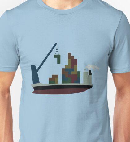 TetriShip Unisex T-Shirt