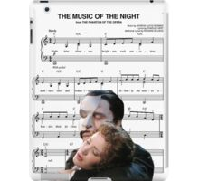 The Music of the Night - Phantom of the Opera iPad Case/Skin