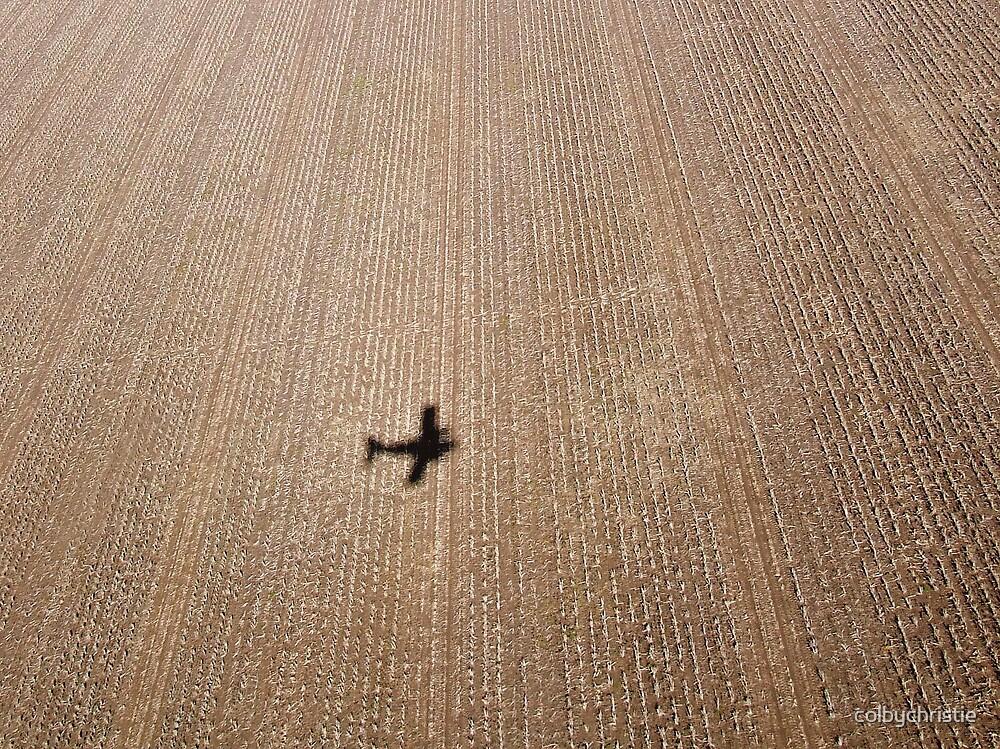 Flight Shadow by colbychristie