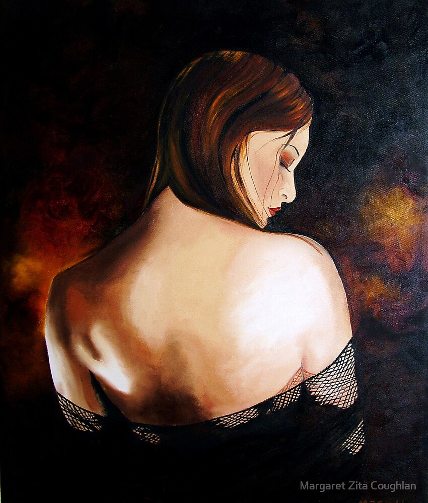 Undressing by Candlelight by Margaret Zita Coughlan