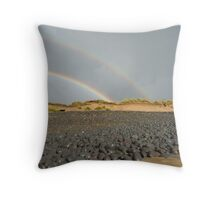 Double the Money Throw Pillow