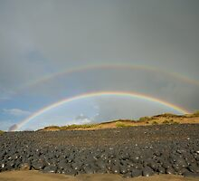 Double Rainbow by Stuart Jenkins
