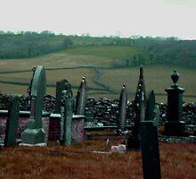Churchyard by joconti