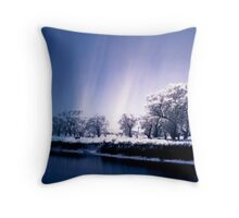 Radiance Throw Pillow