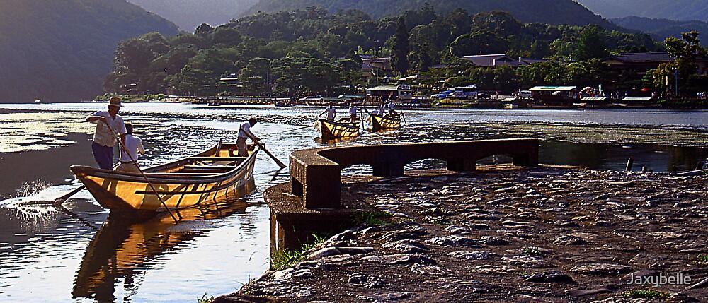 Days End - Arashiyama Japan by Jaxybelle