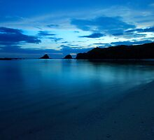 Blue Lagoon by Fadil Basymeleh