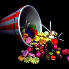 Pick 'N Mix Candy by Andrew Pounder