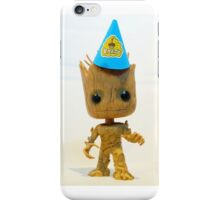 I am Party Groot iPhone Case/Skin