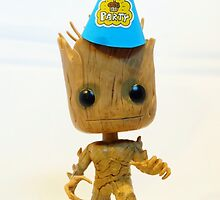 I am Party Groot by FendekNaughton