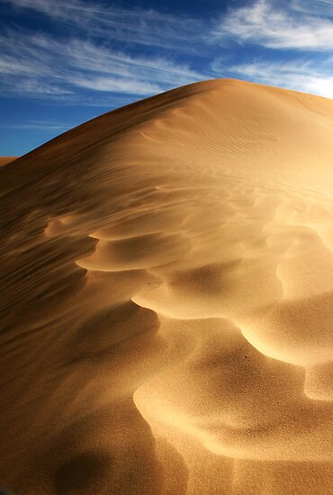 Ripples of Sand by Annette Blattman