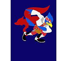 Super Smash Bros Falco Photographic Print