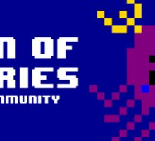 Ocean of Miseries Gaming Community (sticker) Sticker