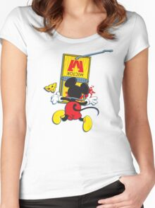 Mousetrap Women's Fitted Scoop T-Shirt