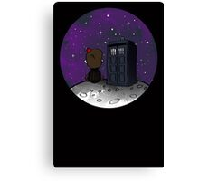 Dr whonuts Canvas Print