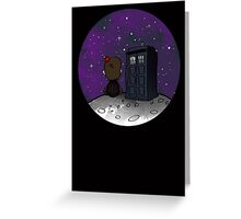 Dr whonuts Greeting Card