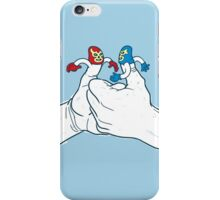 Thumb Wrestlers iPhone Case/Skin