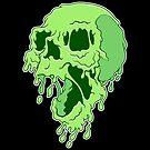 Melty Skull by Tom Burns