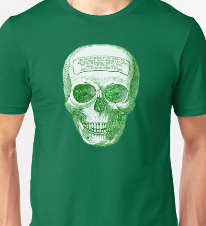 We Necromance If You Want To! Unisex T-Shirt