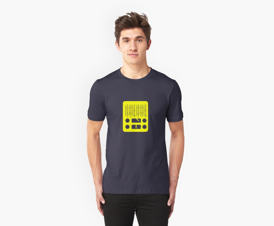MIX MY CHEST by Awesome Rave T-Shirts