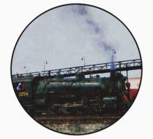 Steam Locomotive Kids Clothes