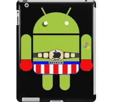 Boxing Android Champion iPad Case/Skin