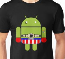 Boxing Android Champion Unisex T-Shirt