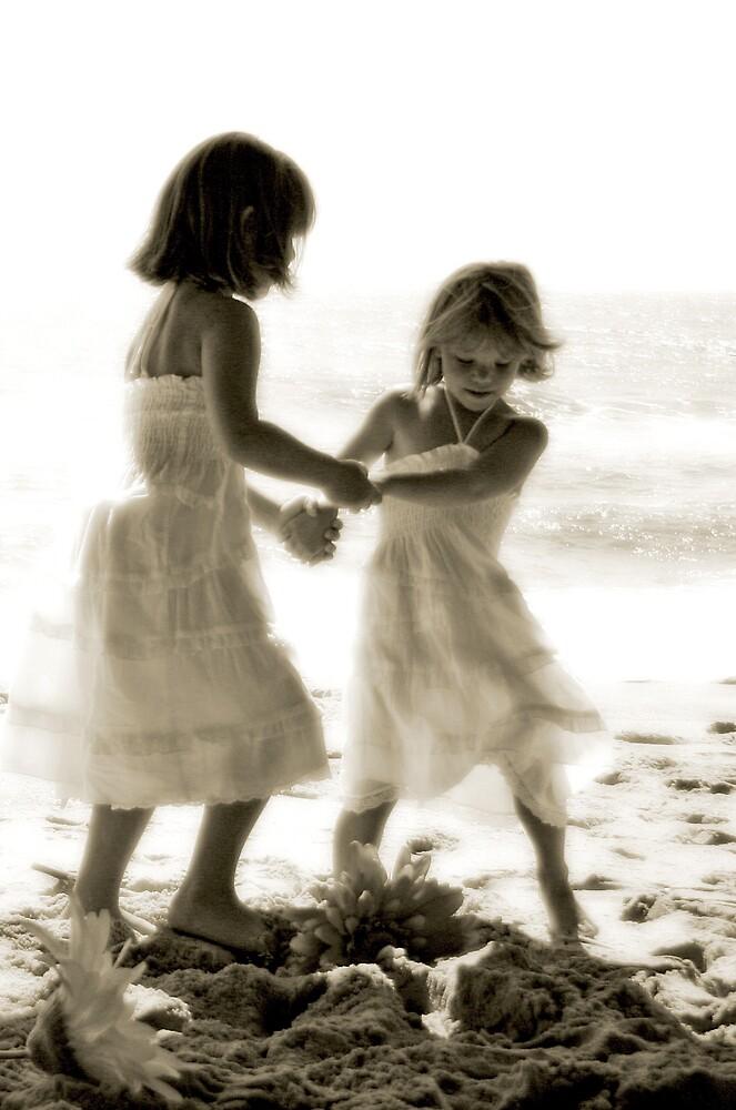 Dancing Girls by Brandy  Bartley