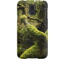 Silence in the Green Forest Samsung Galaxy Case/Skin