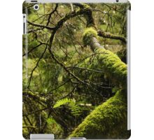 Silence in the Green Forest iPad Case/Skin