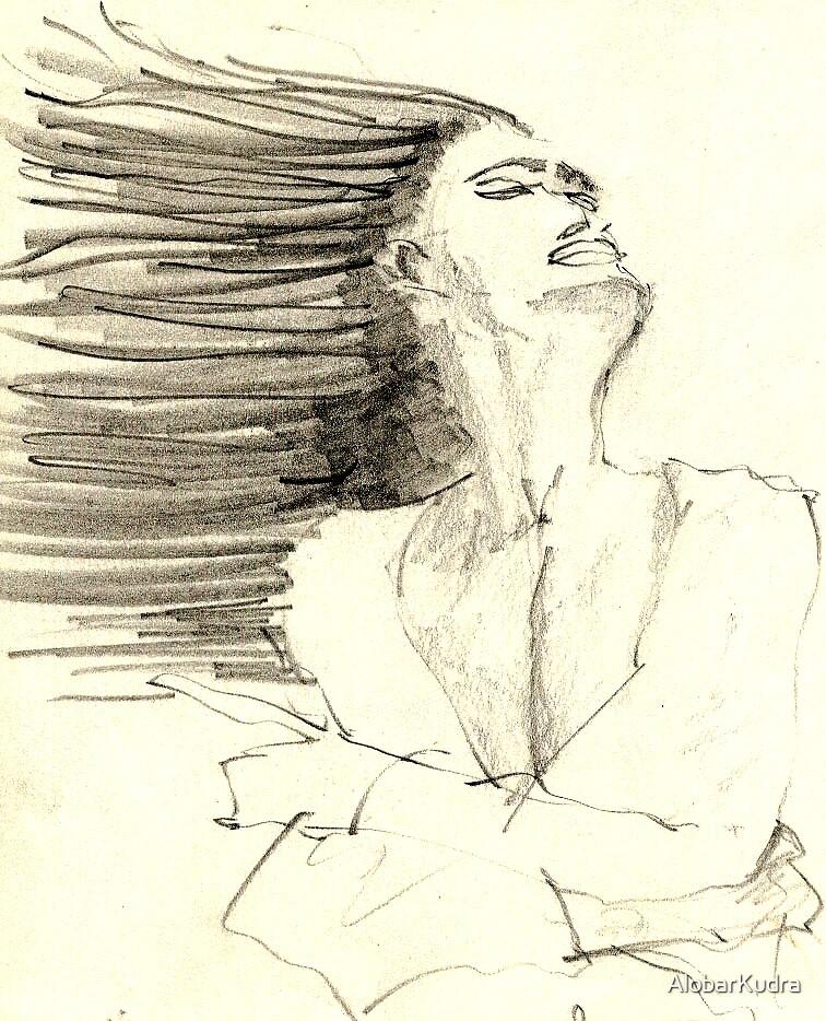 Woman by AlobarKudra