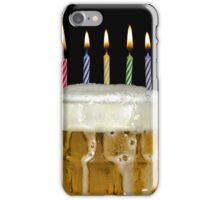 Birthday Beer iPhone Case/Skin