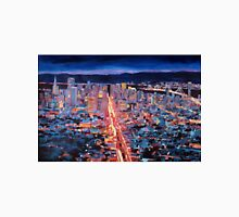 Golden Gate Bridge San Francisco at Sunset Unisex T-Shirt