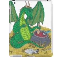Some Days the Dragon Wins iPad Case/Skin
