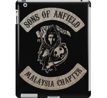 Sons of Anfield - Malaysia Chapter iPad Case/Skin
