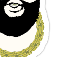Rick Ross: rich forever Sticker