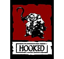 Hooked Photographic Print