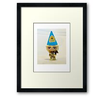 Party time Khalessi Framed Print
