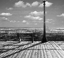 On the Boardwalk by Debra Fedchin